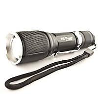 Фонарик Bailong Police BL-1860-T6 тактический фонарь 50000W