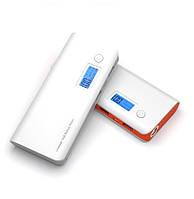 Портативное зарядное Power Bank 20000 mah c LCD дисплеем