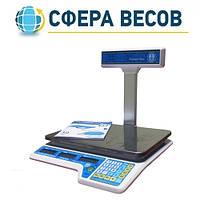 Весы торговые со стойкой  Вагар VP-M (15 кг)