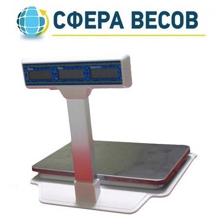 Весы торговые Вагар VP-M (15 кг) , фото 2