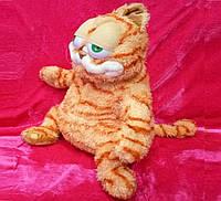 Кот Гарфилд 42 см. Мягкая игрушка Котенок. Подарок девушке, девочке, детям