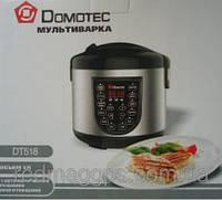 Мультиварка Domotec DT-518 5 литров 15 программ