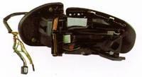 Зеркало левое электро обогрев эл. слаживание 13 PIN с указателем поворота MERCEDES 211(W211 E-CLASS) 02-06