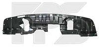 Защита бампера переднего middle east MITSUBISHI LANCER X 08-