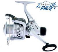 Рыболовная безынерционная катушка KAIDA CTR-402-2BB