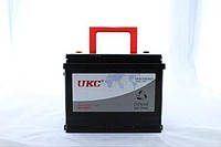 Автомобильный аккумулятор 12v 60Ah UKC BATTERY DIN60 с уровнем электролита 60A