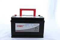 Автомобильный аккумулятор 12v 75Ah UKC BATTERY DIN75 с уровнем электролита 75A