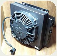 Охладитель для маслостанций - 24V [20-130л/мин] (405x368)