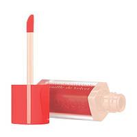 Bourjois Жидкая матовая помада для губ Rouge Edition Souffle de Velvet Lipstick