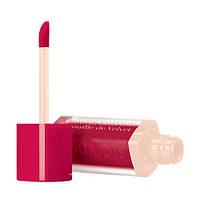 BOURJOIS Помада для губ жидкая, матовая Rouge Edition Souffle de Velvet 7,7 ml. № 07 Plum Plum Pidou