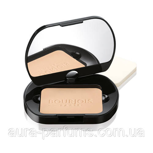 Пудра для обличчя компактна Bourjois Poudre Compacte Silk Edition