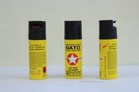 Баллончик (струйный) газовый NATO super-paralisant