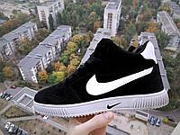 Кроссовки Nike Blazer Black 2017