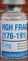 Пептид HGH Frag 176-191 5 мг Жиросжигатель , Пептиды отличное качество