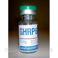 Пептид GHRP6 (5 мг) - стимулятор гормона роста. ,имеет высокую эффективность,