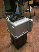 Ручной Гидравлический Насос 0,45 см.куб и Бак емкостью 5 литров, фото 1