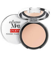Pupa  Пудра компактная Extreme Matt Powder Foundation 11 g. № 03 Rose
