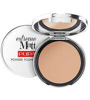 Pupa  Пудра компактная Extreme Matt Powder Foundation 11 g. № 40 Natural Beige