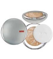 Pupa  Пудра компактная запеченная Luminys Baked Face Powder 9 g. № 05 Amberlight