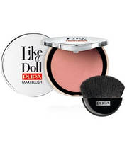 Pupa  Румяна компактные Like A Doll Maxi Blush 9,5 g. № 101 SWEET PINK