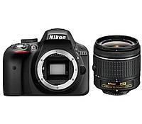 Фотоаппарат Nikon D3300 Kit 18-55 VR AF-P, официал