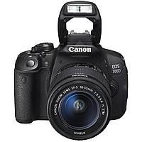 Фотоаппарат Canon EOS 700D Kit 18-55 DC III, официал