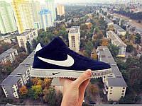 Кроссовки Nike Blazer Blue 2017