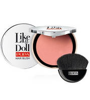 Pupa  Румяна компактные Like A Doll Maxi Blush 9,5 g. № 201 APRICOT NUDE