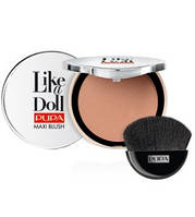 Pupa  Румяна компактные Like A Doll Maxi Blush 9,5 g. № 301 GOLDEN BROWN