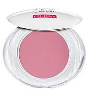 Pupa  Румяна компактные с матовым эффектом Like A Doll Matt Effect Compact Blush 5 g. № 104 Bright Rose