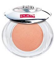 Pupa  Румяна компактные с эффектом сияния Like A Doll Luminys Blush 3,5 g. № 204 Intense Apricot