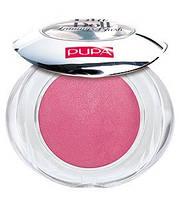 Pupa  Румяна компактные с эффектом сияния Like A Doll Luminys Blush 3,5 g. № 106 Flashy Pink Тестер