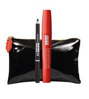 Pupa Набор для макияжа Ultraflex Kit № 001 Extrablack 9 g.