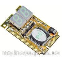 Тестер ноутбука анализатор Mini PCI/PCI-E LPC POST,  анализатор ошибок
