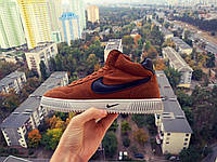 Кроссовки Nike Blazer Brown 2017