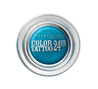 MAYBELLINE  тени COLOR TATTOO 24HR №20 turquoise forever