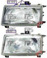 Фара передняя -97 H4 механика /электро SEAT IBIZA 93-99+CORDOBA+VARIO 98-