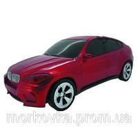 Портативная колонка MP3 USB BMW X6 Red, купить Красная, TF, MicroSD, радио, FM