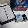 🌟Комплект фильтров + масло полусинтетическое 10W-40 4L Geely CK/CK2