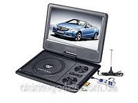 Портативный DVD-плеер 9 NS-958, +USB + Game + аналоговое TV