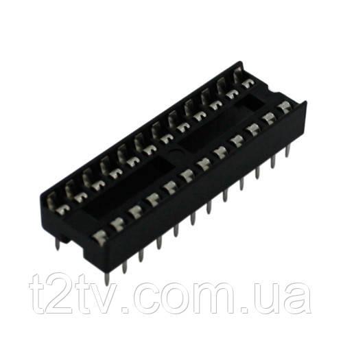 Панель SCS-24, IC DIP 24 контактов узкая