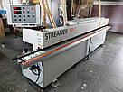 Holzher Streamer 1057 кромкооблицовочный станок бу 14г. с полным циклом с двойным клеевым узлом, фото 2