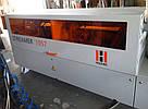 Holzher Streamer 1057 кромкооблицовочный станок бу 14г. с полным циклом с двойным клеевым узлом, фото 6