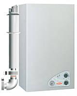 Газовый котел Victoria (Fondital) настенный с дымоходом и битермическим теплообменником
