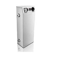 Электрический котел 4,5 кВт 220 В (1,5+3) — Мини-люкс (настенный) (Титан), трехступенчатый с регулятором и инд