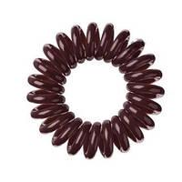 Резинки для волос Invisibobble 3шт коричневые