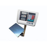 Электронные платформенные весы, 100 кг.
