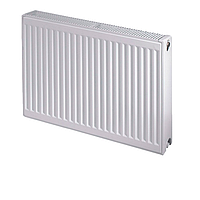 Стальной радиатор отопления Grunhelm 500*1200мм , 22 тип с нижним подключением