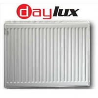 Стальной радиатор отопления Daylux класс 22 300H x 800L — с нижним подключением