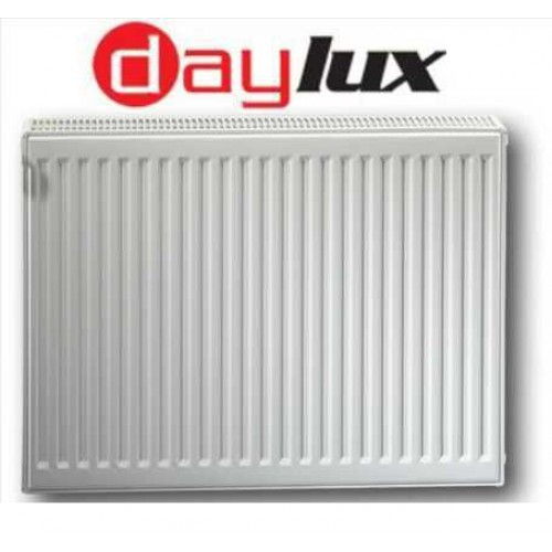 Стальной радиатор отопления Daylux класс 33 300H x2200L — с нижним подключением